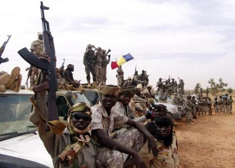 the conflicts in chad essay